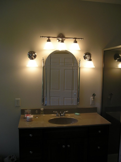 Bathroom Lighting Design - Lighting Fixtures