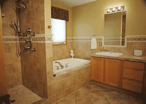 Bathroom Design Ideas And Tips: Ideas & Tips Compatible With Every