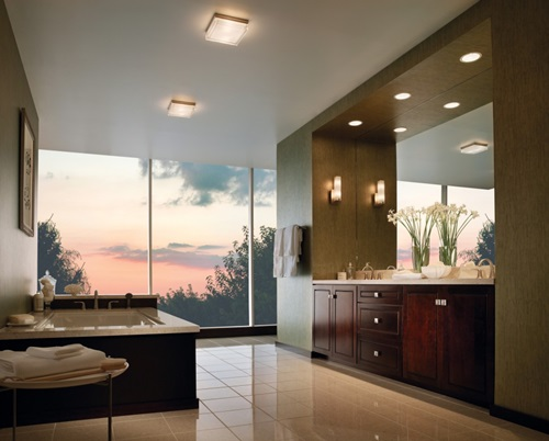 Beautiful Bathroom Lights - Ceiling Lights 3