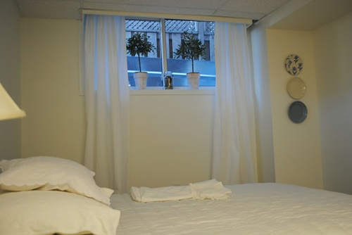 Bedrooms Window Curtains Colors