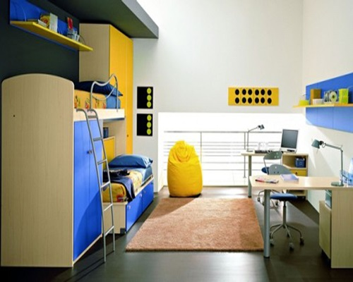 Children Bedroom Interior Design