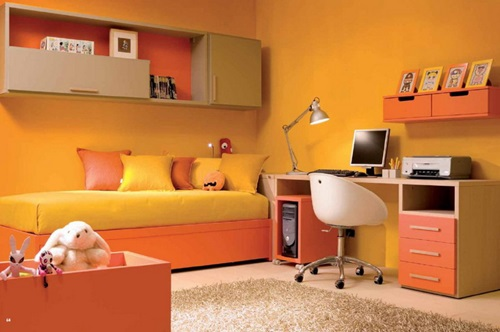 colors make a room look bigger limited space. Black Bedroom Furniture Sets. Home Design Ideas