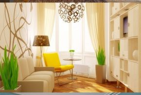 Colors Make a Room Look Bigger - Limited Space