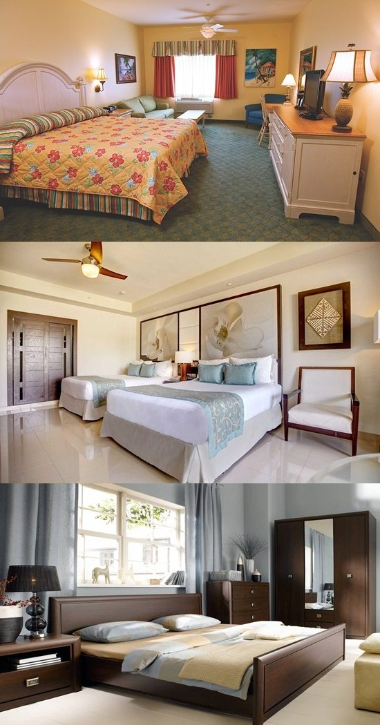 Comfort Bars in the Bedroom – Good and Comfortable Night