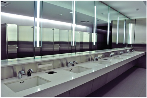 Commercial Bathroom Design