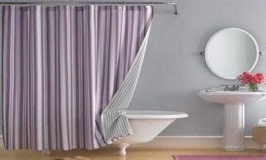 Curtain Bathroom – The Right Shower Curtain For Your Bathroom