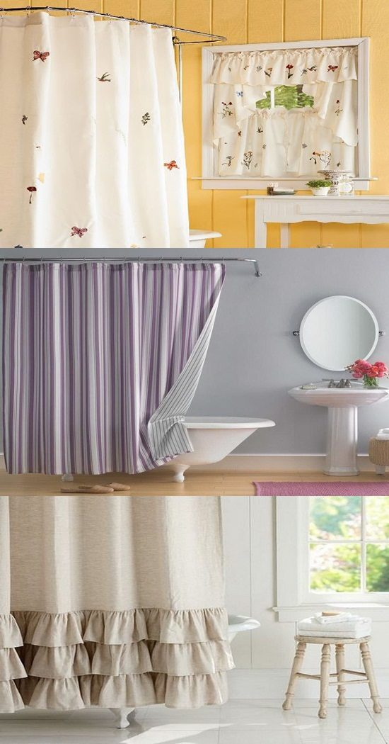 Curtain Bathroom – The Right Shower Curtain For Your Bathroom