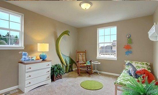 Dinosaur Bedroom Themes For Kids