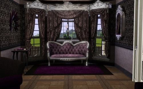 Gothic Design For Living Rooms