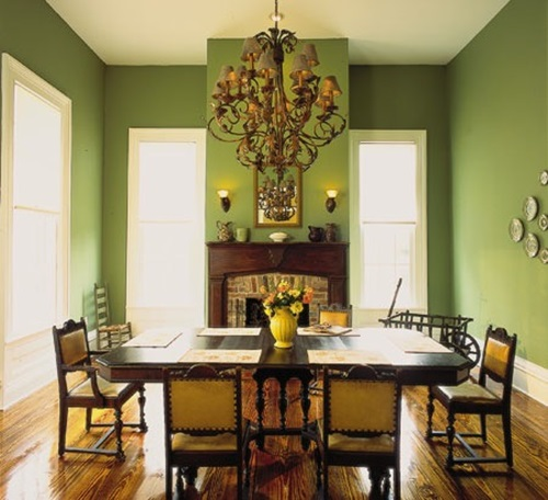 How to Accessorize Your Dinning room