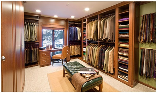 How to Design a Walk-in Closet in Your Bedroom