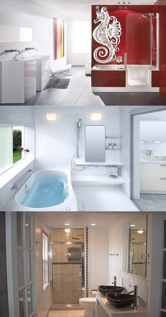 Ideas To Enhance The Modern Design In Your Bathroom