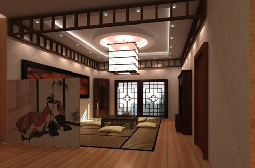 Japanese Interior Design – Stick, Furniture and Accessorize