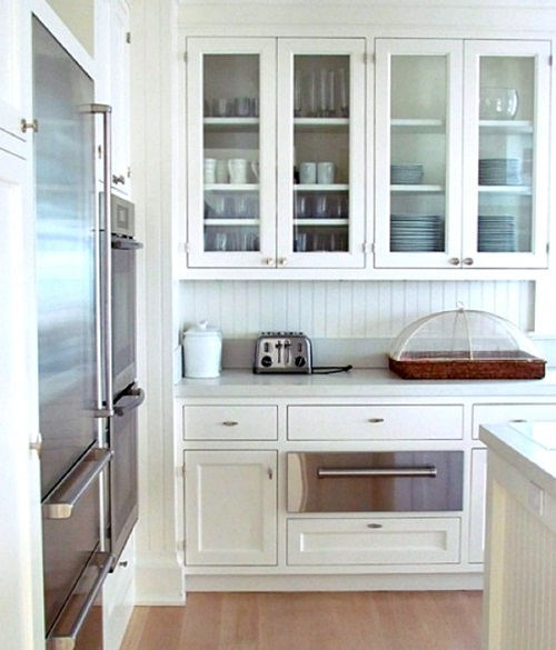 Kitchen Cabinet Design – Different Colors