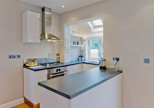 Kitchen Cabinets Design with Smart Space-Saving Solutions 9