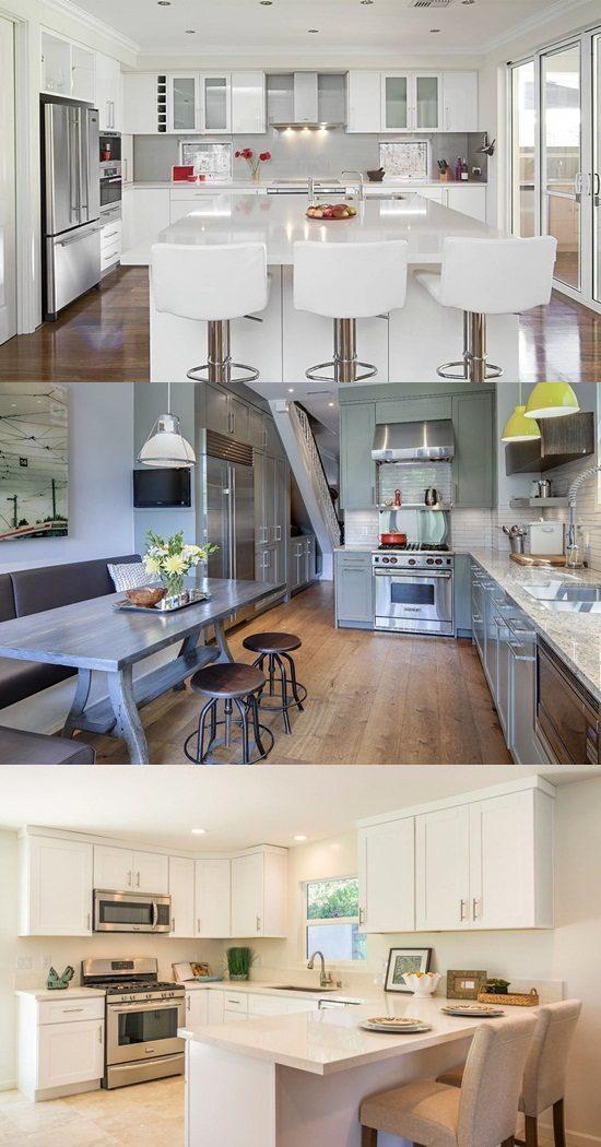 Kitchens Renovation Interior Designs
