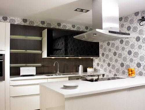 Kitchens Tile Interior Designs