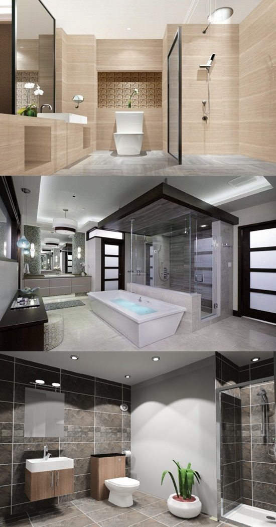 Latest Bathroom Design Interior