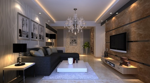 Living Room Lighting Options