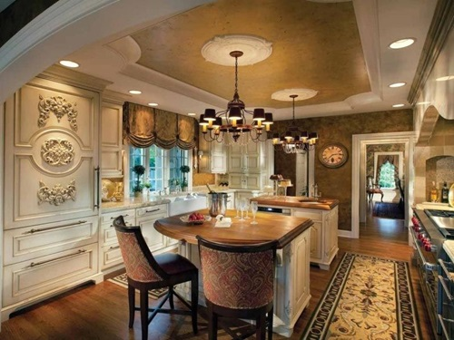 Luxury Kitchens Interior Design