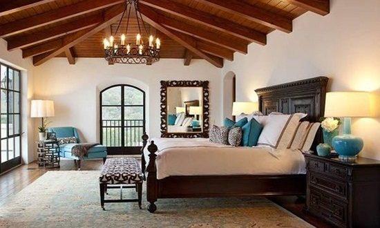 Mediterranean Bedroom Interior Design Styles