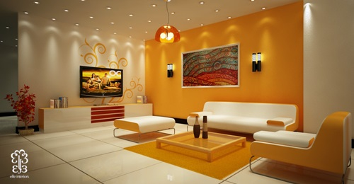 Some Ideas of Living Room Interior Design