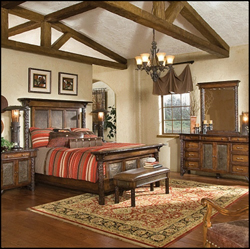 The Beauty of a Mexican Style Bedroom
