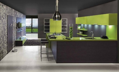 The Different Materials for Kitchen Cabinets