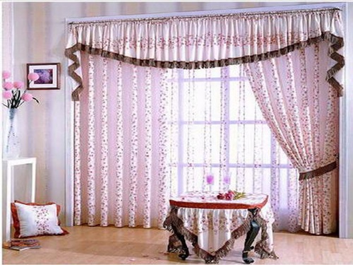 types drapery ideas in living room | The Different Types Of Curtains