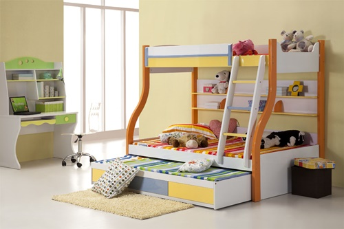 Tips On Designing Children Bedroom On Budget