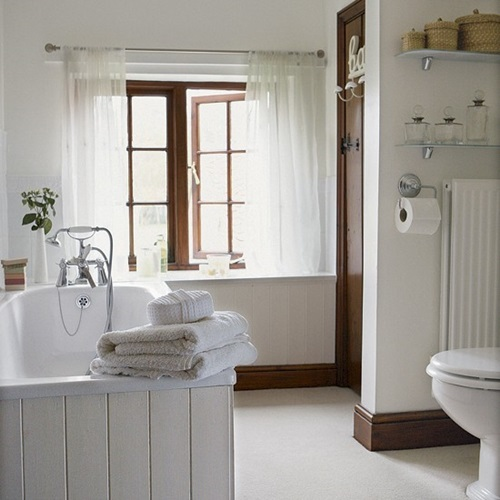 Traditional French Bathroom Designs
