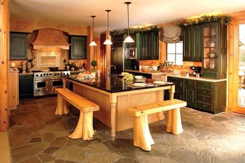 Traditional Kitchen Style – Bring in the Magic of Old World