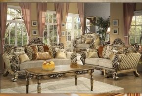 Victorian Living Room Curtain Ideas - Victorian Style