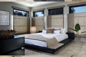 Zen Bedroom Interior Design - Zen Design