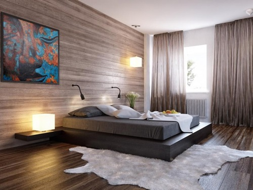 Wonderful Zen Bedroom Interior Design