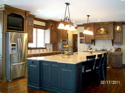 kitchen Islands – Beautiful and Functional kitchen Islands