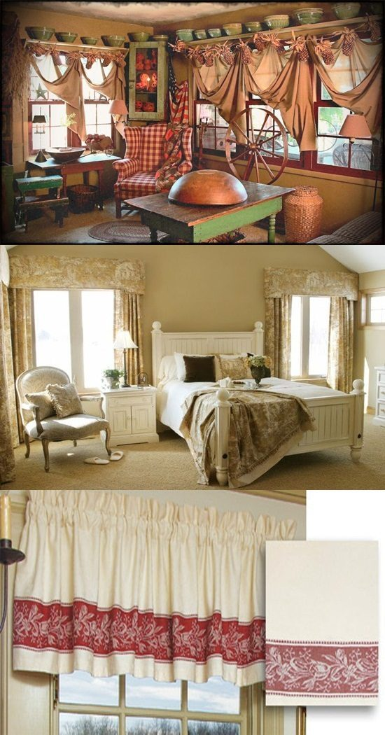 Curtain Design Elements – Color and Fabric