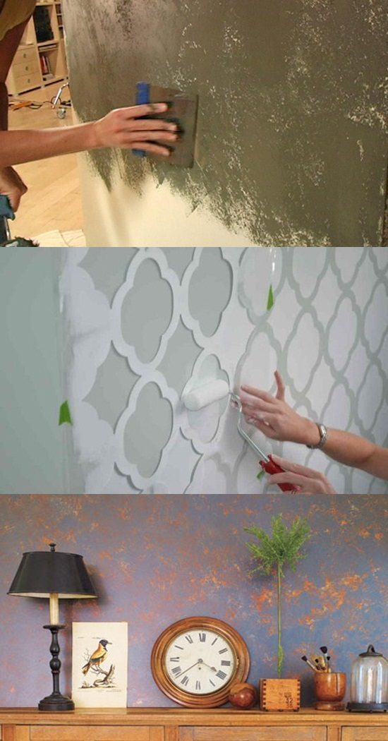 Most Popular Decorative Paint Techniques