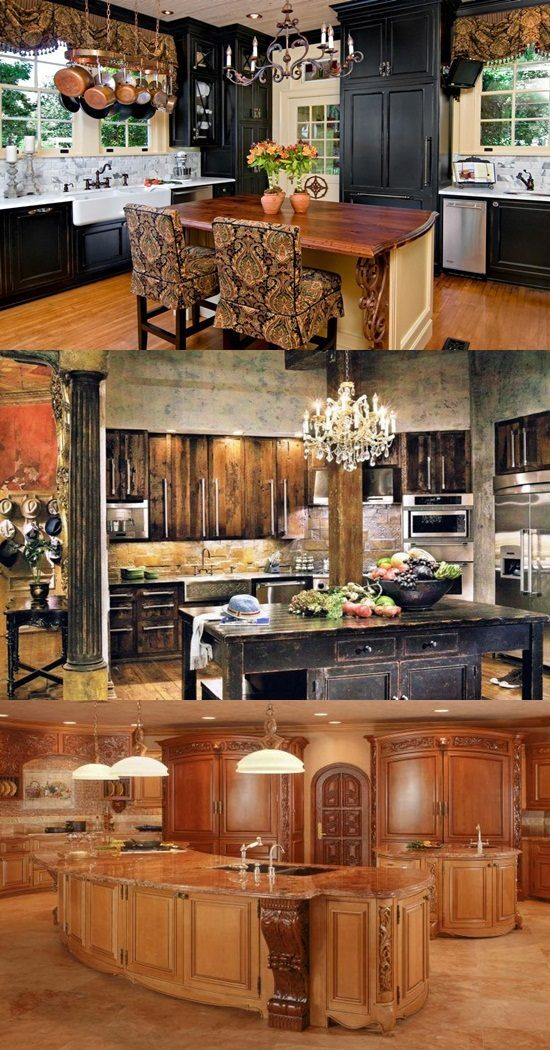 Victorian Kitchen Curtain Ideas – Victorian Style