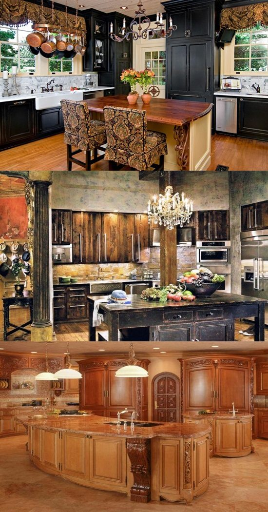 4 Brilliant Kitchen Remodel Ideas: Victorian Kitchen Curtain Ideas