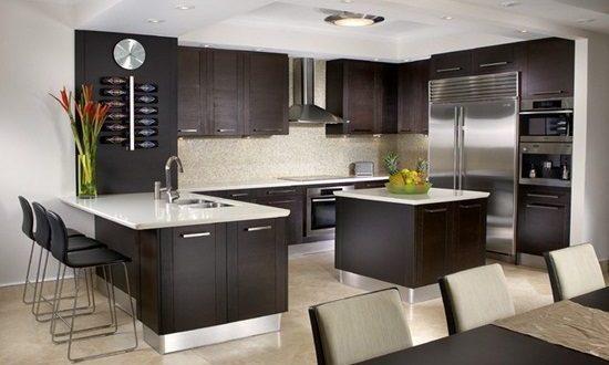 Kitchens Interior Designs Styles