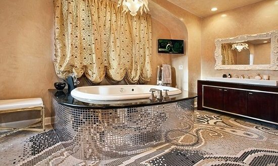 Simple Master Bathroom Designs: Master Bathroom Interior Designs