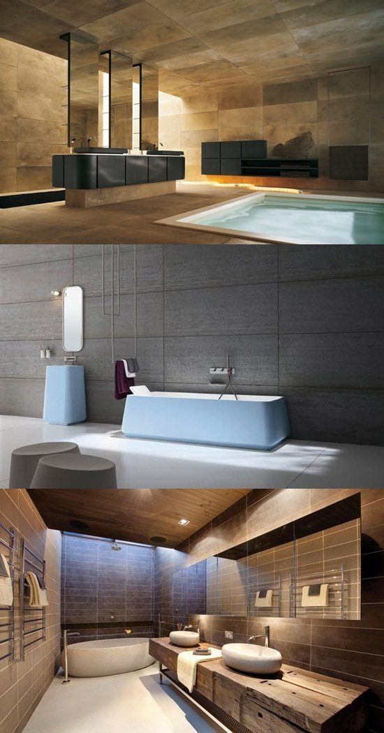 Modern Bathroom – How to Create the Simple Elegance of a Modern Bathroom