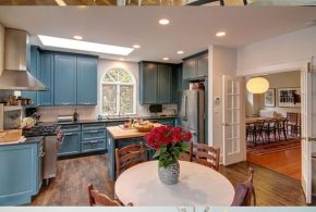 Optimal Space and Layout Planning for the Kitchen