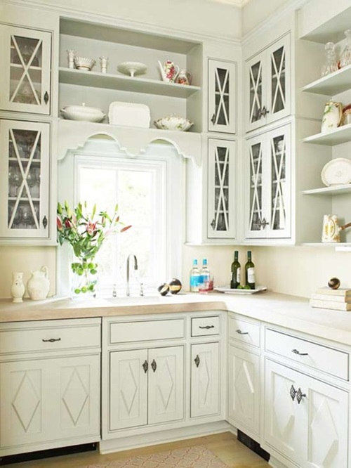 13 Stylish White Kitchen Designs With Scandinavian Touches