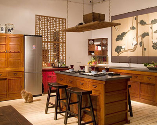 Amazing Ideas to Decorate a Modern Asian Kitchen