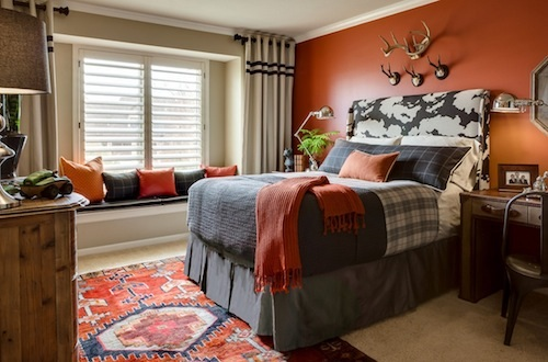 ... Creating An Awesome Country Style Bedrooms With A Memorial Feeling ...