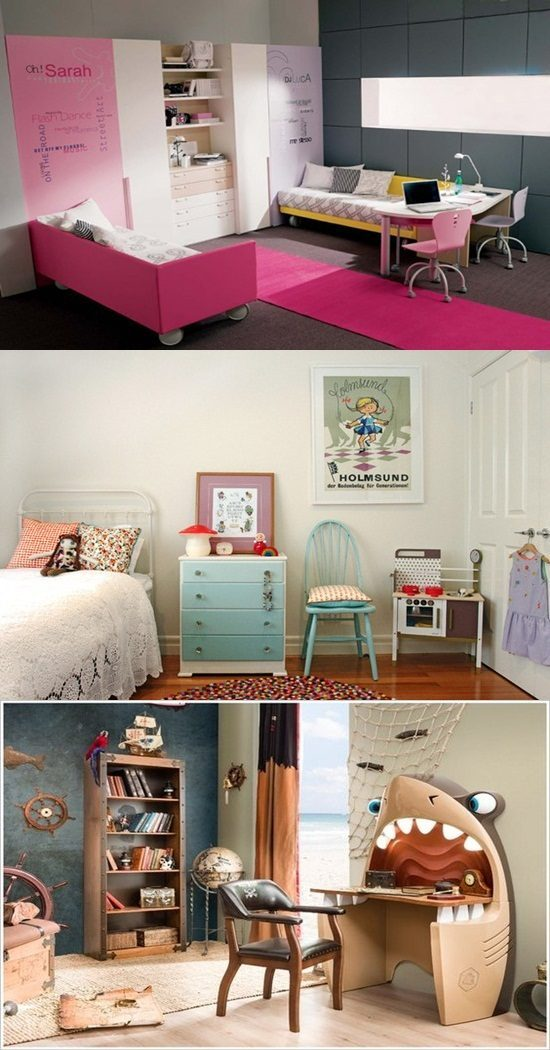 Cute Ideas and Tips to Design your Child's Room