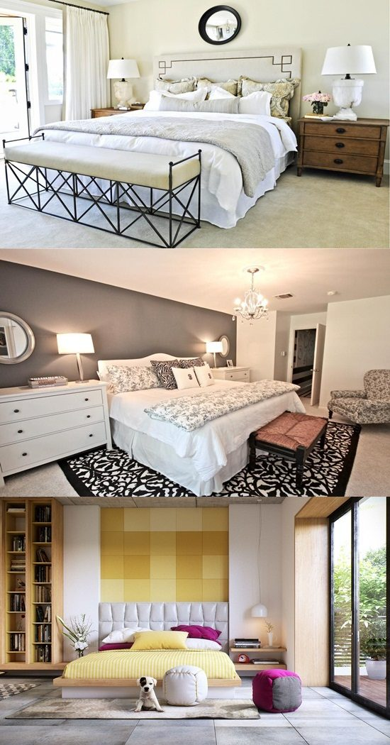 Decorating Small Bedrooms – 7 Fresh Ideas to a More Spacious ...