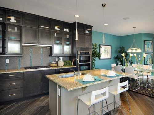 Different Palettes for a Modern Kitchen
